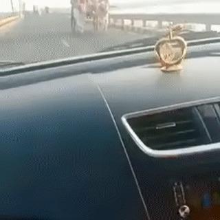 Типичная дорога в Индии