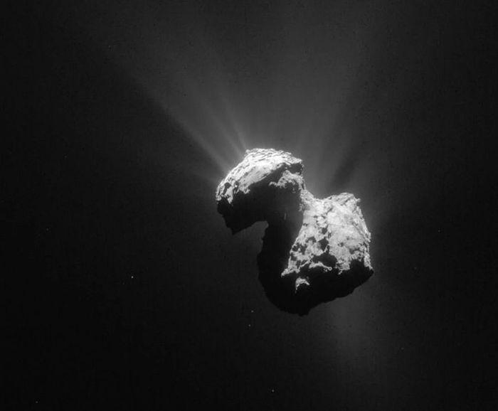 Снегна комете Чурюмова-Герасименко
