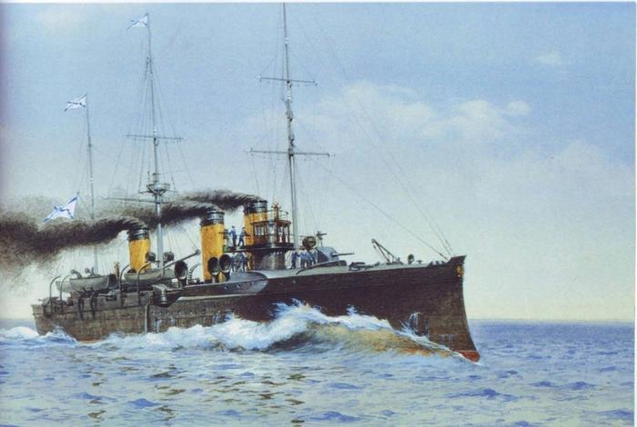 Ковбои русского императорского флота