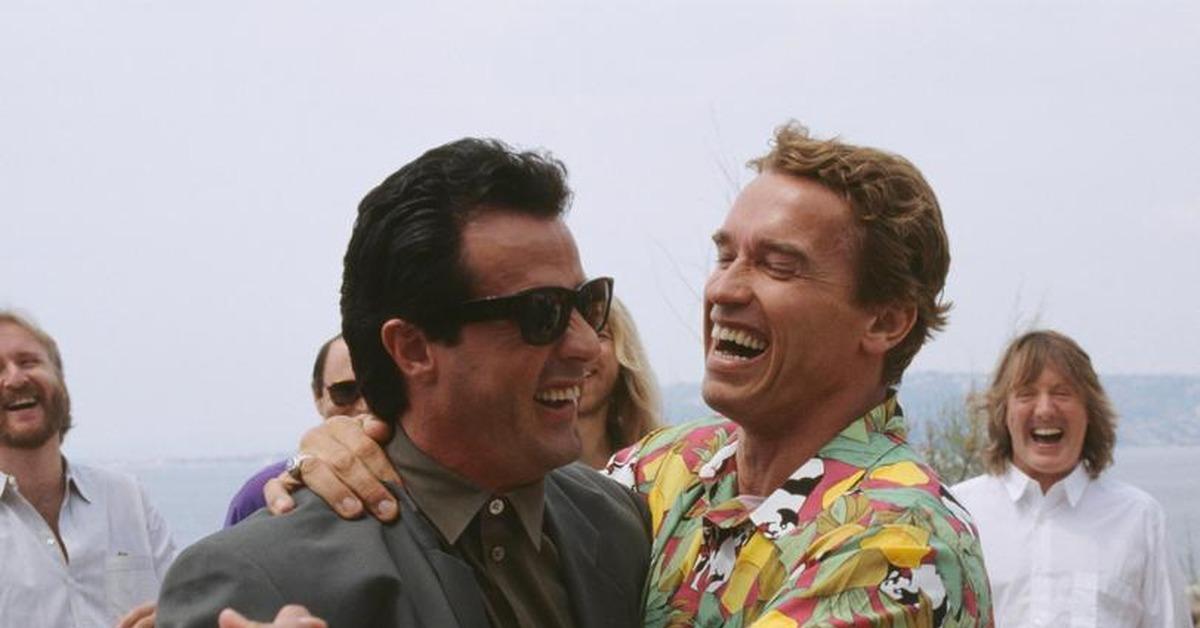 Arnold schwarzenegger dating show