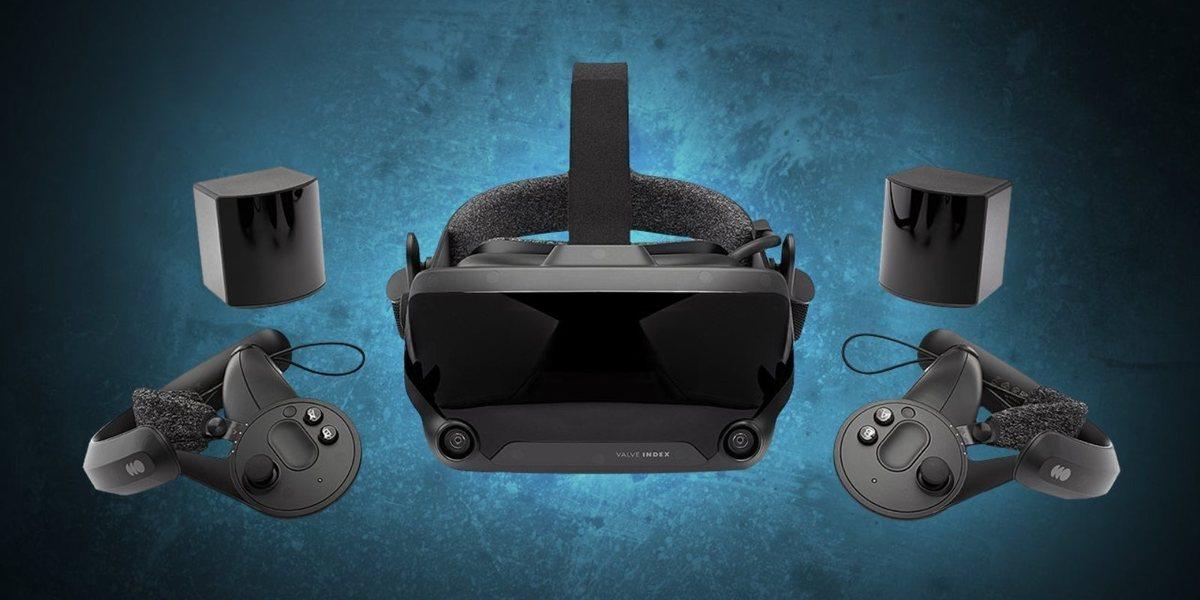 Виртуальная реальность с VR-очками от компании Valve