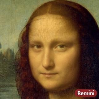 Ожившие портреты Remini, Нейронные сети, Искусственный интеллект, Портрет, Гифка, Длиннопост