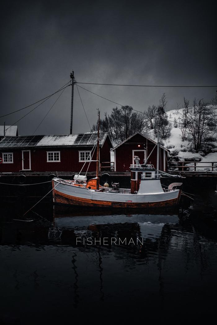 щелкино побывали рыбацкие катера норвегия фото совы