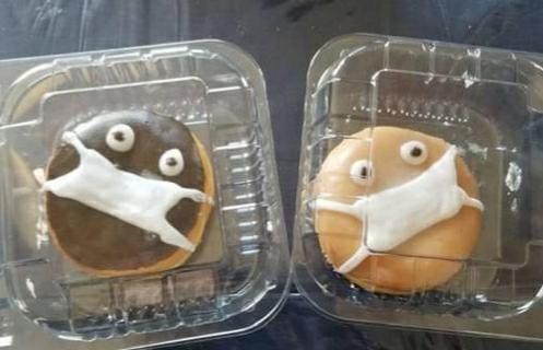 Вот какие пончики продают в супермаркетах Польши