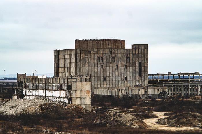 Крымская АЭС | ФОТО