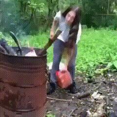 Стало как-то жарковато