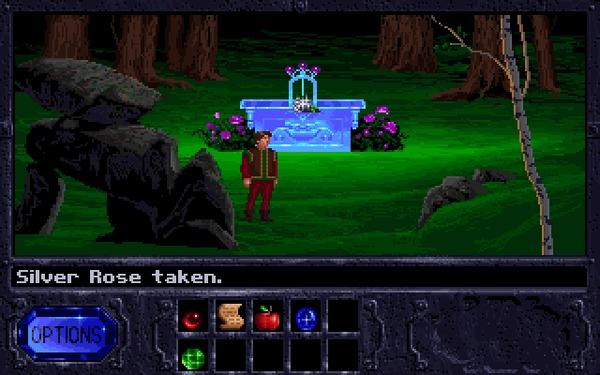 The Legend of Kyrandia: Fables and Fiends (часть 1) 1992, Прохождение, The Legend of Kyrandia, Westwood, Игры для DOS, Компьютерные игры, Игры, Квест, Гифка, Длиннопост