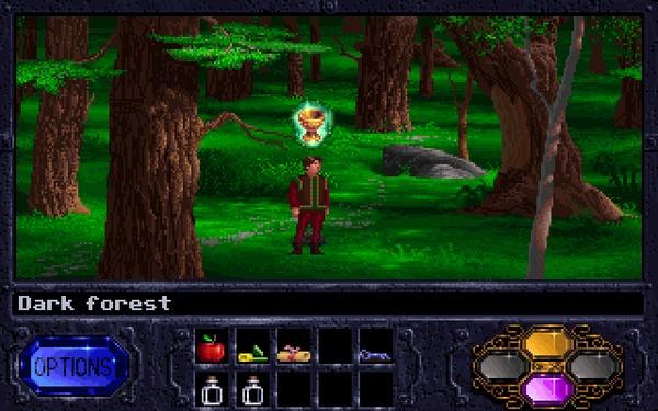 The Legend of Kyrandia: Fables and Fiends (часть 2) 1992, Прохождение, The Legend of Kyrandia, Westwood, Игры для DOS, Компьютерные игры, Игры, Квест, Гифка, Длиннопост