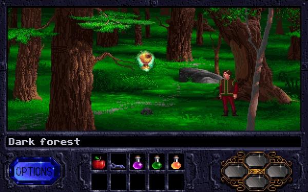 The Legend of Kyrandia: Fables and Fiends (часть 3) 1992, Прохождение, The Legend of Kyrandia, Westwood, Игры для DOS, Компьютерные игры, Игры, Квест, Гифка, Длиннопост