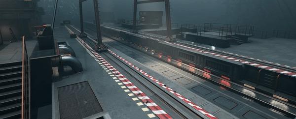 VoidTrain — знакомство со вселенной Unreal Engine 4, Gamedev, Инди, Инди игра, Дневник, Гифка, Видео, Длиннопост