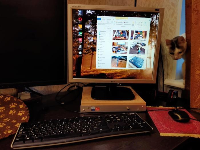 Кастомный мини ПК из полумертвого ноутбука Кастомизация, Своими Руками, Минипк, Ноутбук, Рукоделие, Крафт, Длиннопост, Рукоделие с процессом