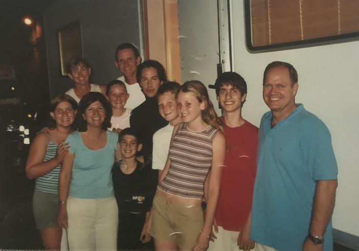 Фотография из семейного альбома