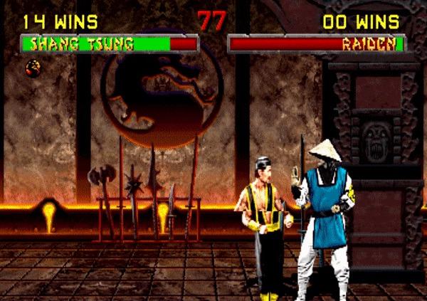 Как в Mortal Kombat появились добивания friendship и babality Игры, Компьютерные игры, Mortal Kombat, Mortal Kombat 11, Ретро-Игры, Файтинг, Гифка, Длиннопост