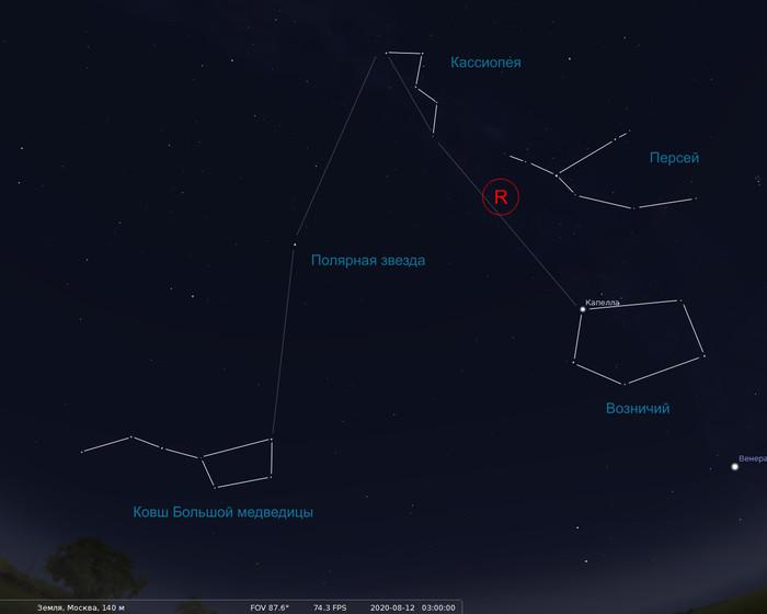 Персеиды 2020 Астрономия, Метеор, Персеиды, Метеоритный дождь, Болид, Метеорит, Звездопад, Длиннопост