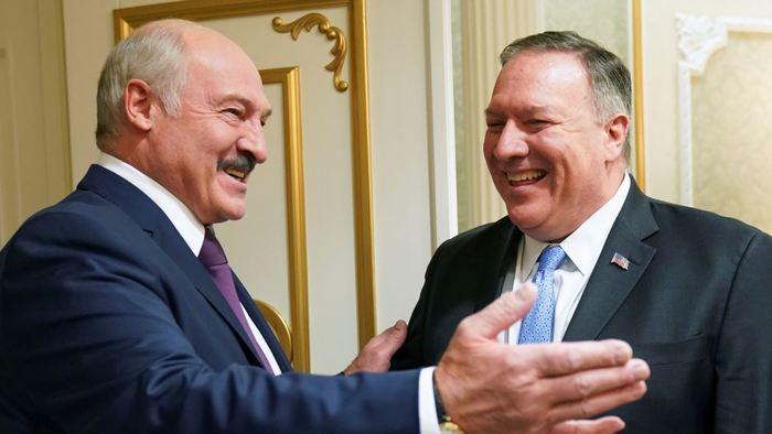 Госсекретарь США призвал к проведению новых выборов в Белоруссии