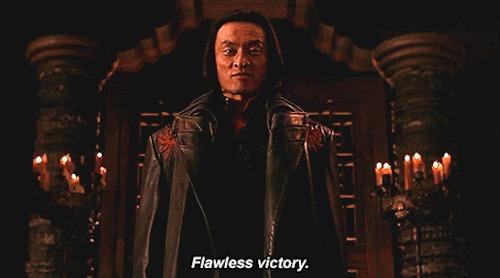 «Смертельная битва»: 25 лет первой удачной экранизации игры Mortal Kombat, Фильмы, Длиннопост, Журнал мир фантастики, Гифка, Видео
