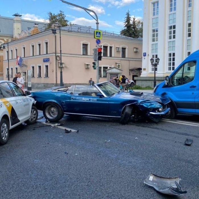 Мустанг Яндекса долго не прожил