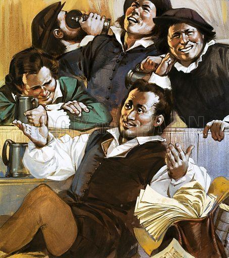 Что сказал Джонсон? История, Англия, Уильям Шекспир, Пороховой заговор, Гай Фокс, Драматург, Дуэль, Длиннопост