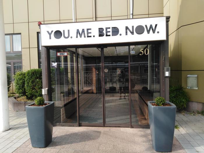 Иногда от отеля большего и не требуется