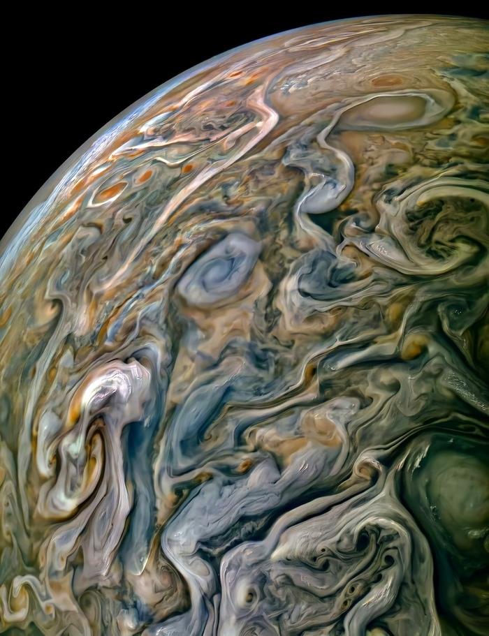Фотография Юпитера