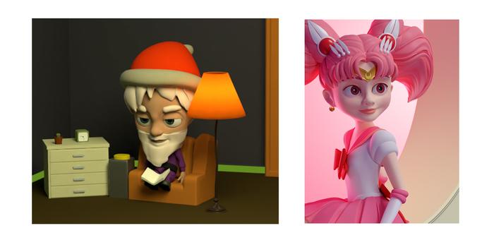 Хочу работать в Pixar