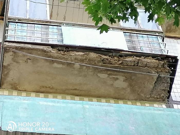 УК и балконная плита Юридическая помощь, Балкон, Управляющая компания, Без рейтинга, Ремонт
