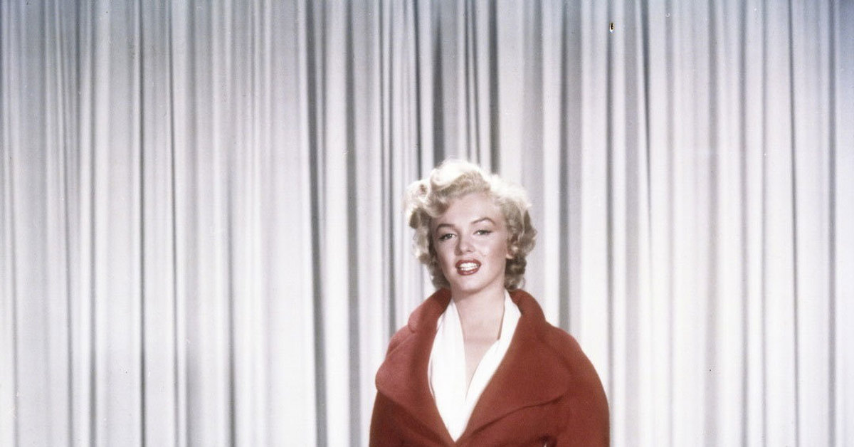 """Х\ф """"Ниагара"""" 1953г. (XXXI) Цикл """"Великолепная Мэрилин"""" - 199"""