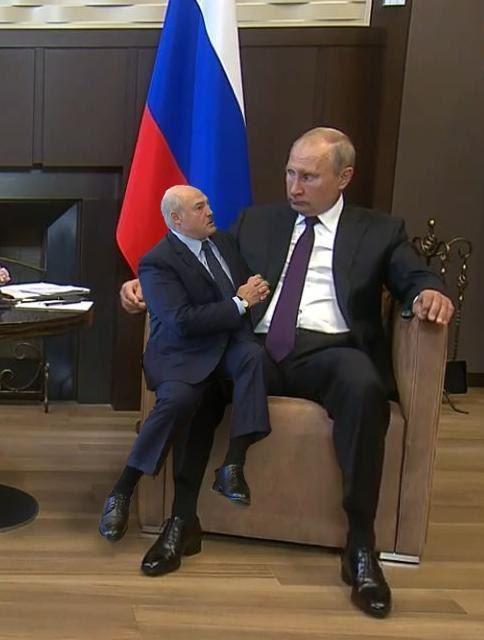 Как проходили переговоры Путина и Лукашенко