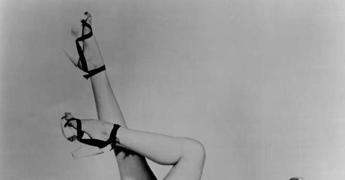 """ММ в стиле Pin Up, Фотограф Фрэнк Поволны (V) Цикл """"Великолепная Мэрилин"""" - 224 часть"""
