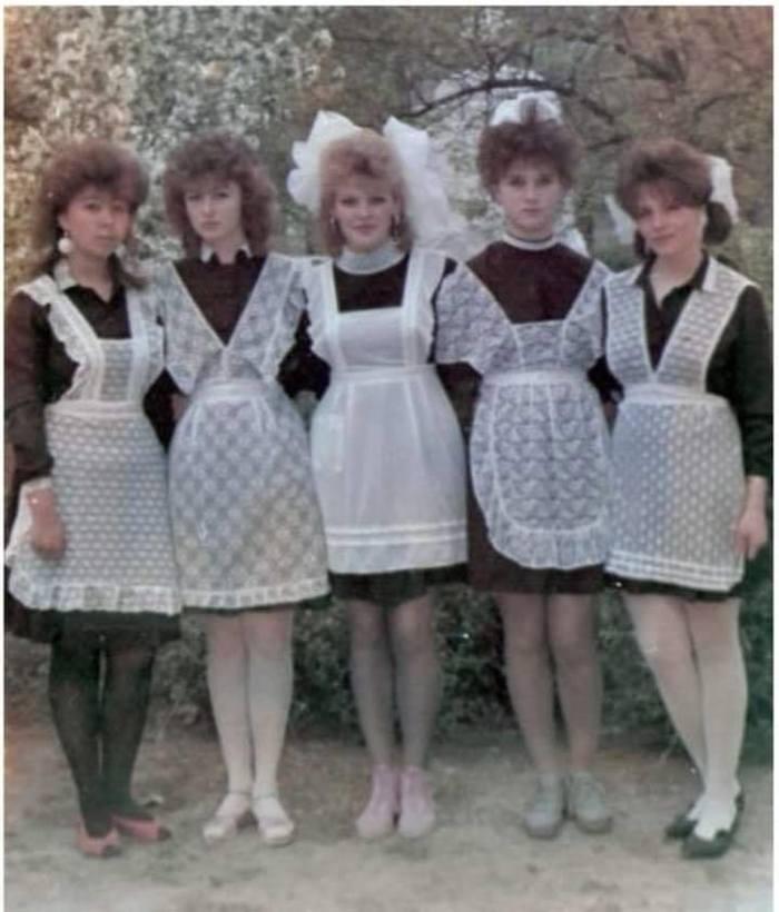 Выпускницы-1989