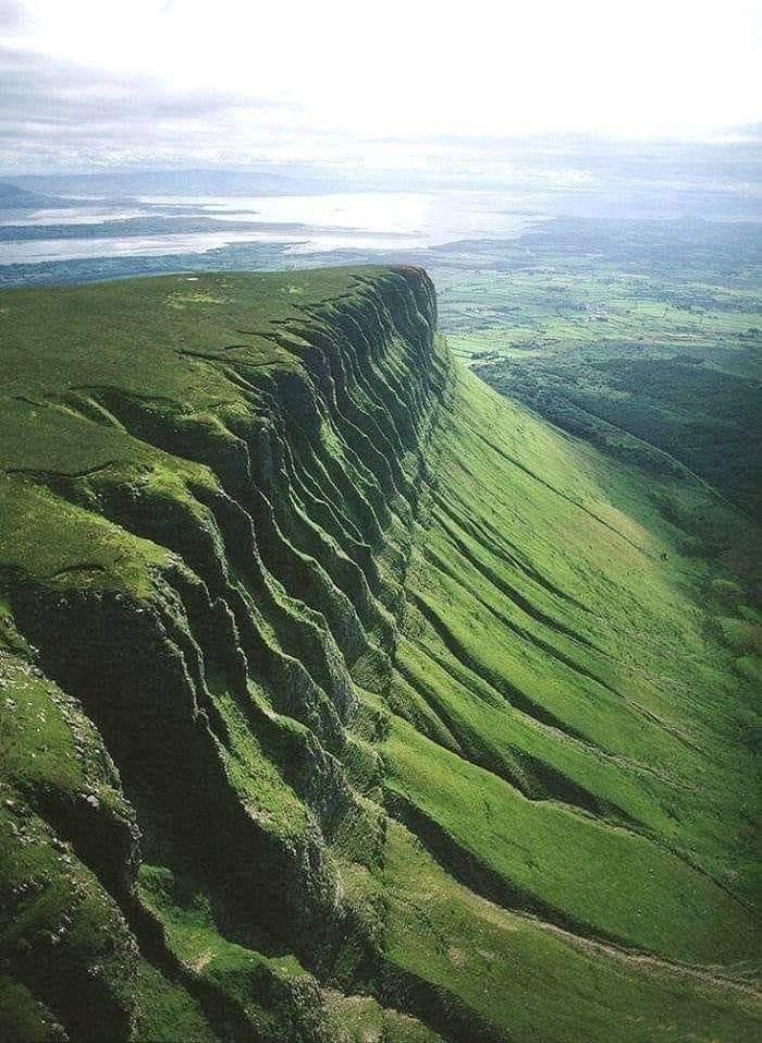 Горы в Ирландии
