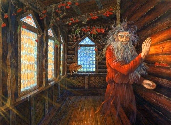 Славянская мифология, классификация существ Интересное, Познавательно, Мифология, Славянская мифология, Русалка, Оборотни, Упырь, Длиннопост