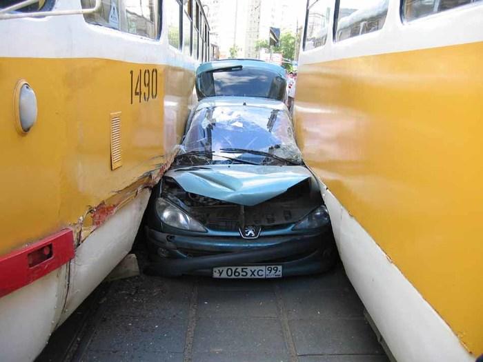 Трамвайчик, который смог