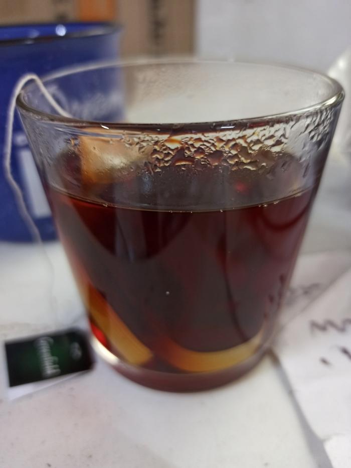 Про солнце и чай, который в мастерской может использоваться и не как чай Реставрация, Лайфхак, Футляр, Карты таро, Чай, Длиннопост, Рукоделие с процессом