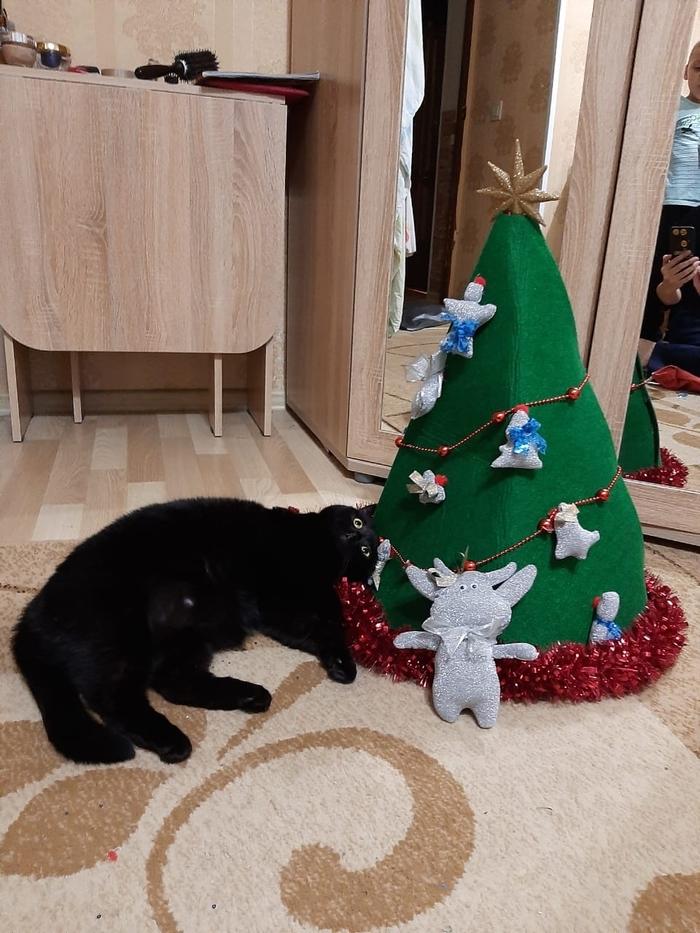 Маруся часть вторая новогоднее настроение ^^