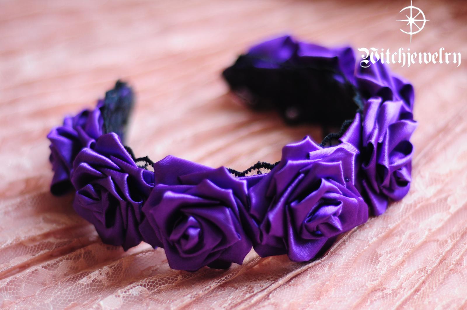 Красивые ободки-ленты своими руками фото 626