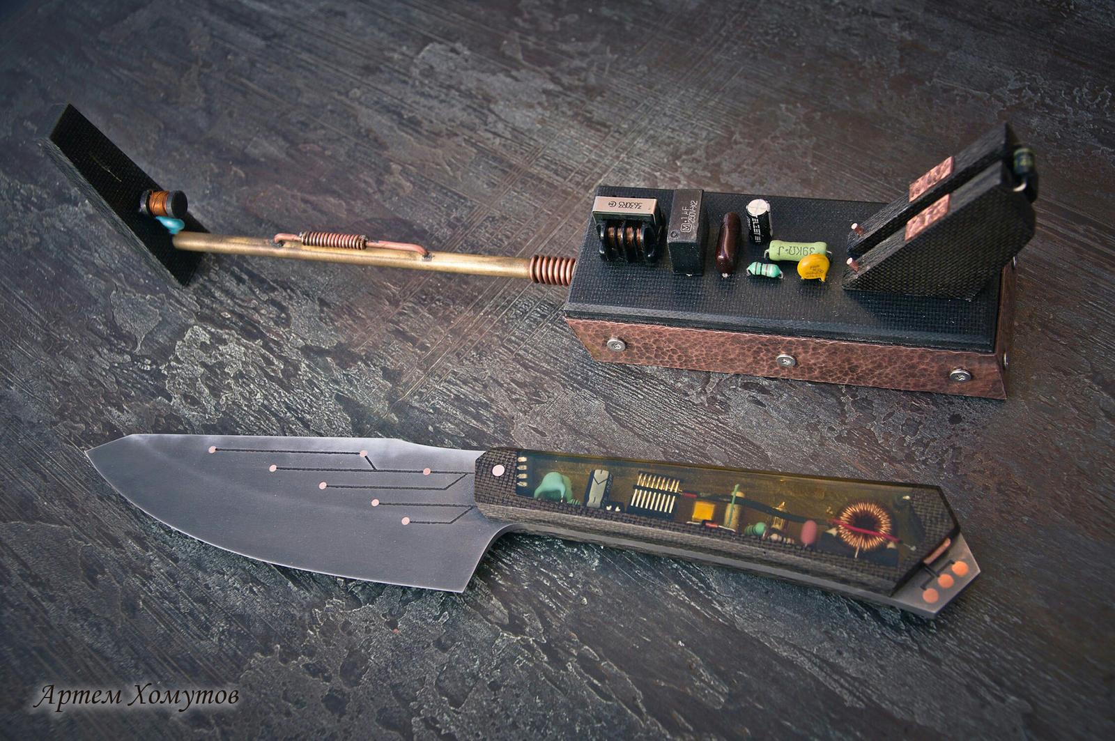 �а��инки по зап�о�� ��импанк нож