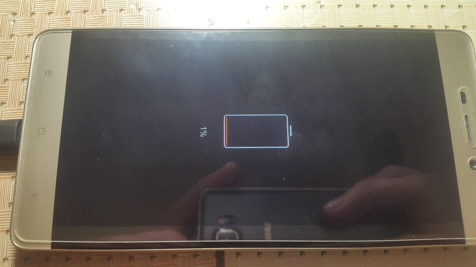 Ремонтируем по фотографиям  Xiaomi Redmi 4 не заряжается