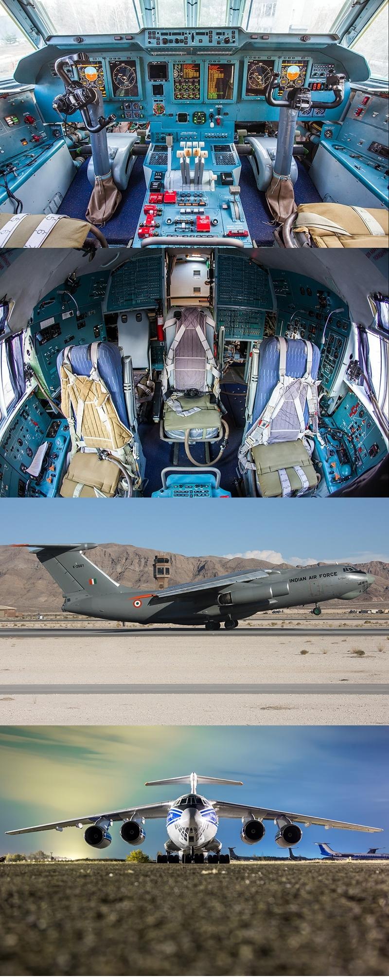 Обои Самолёт, Il-76, ВВС Украины, Ильюшин, Военно-транспортный. Авиация foto 16
