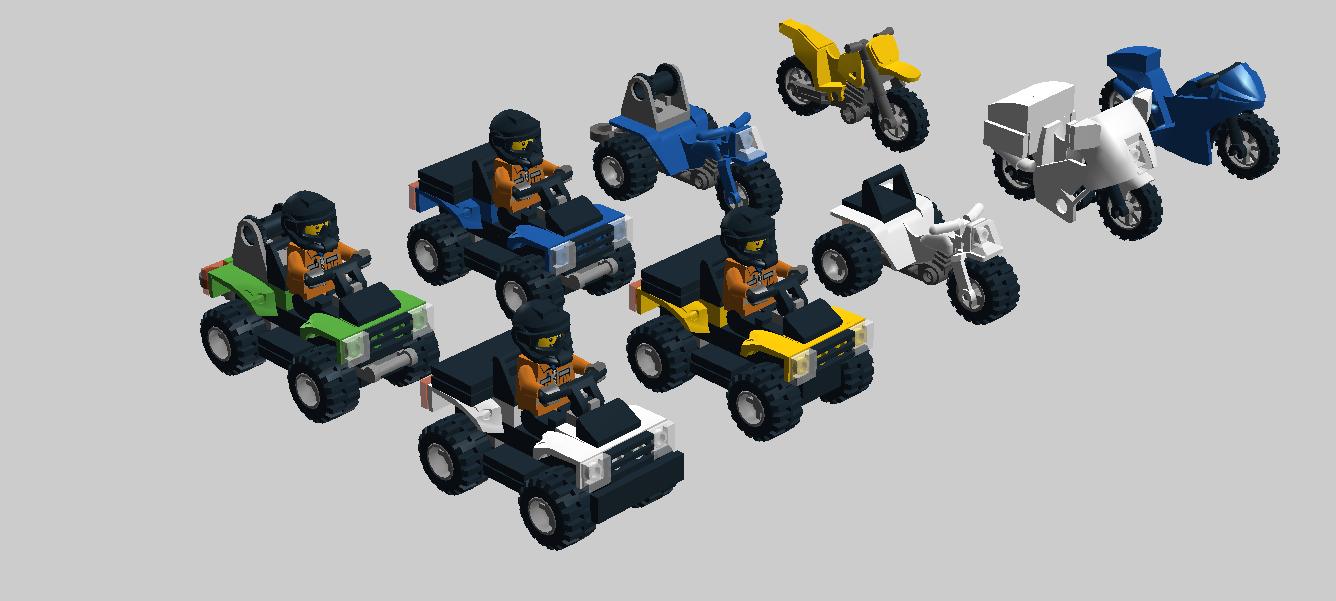 Lego Digital Designer (LDD)