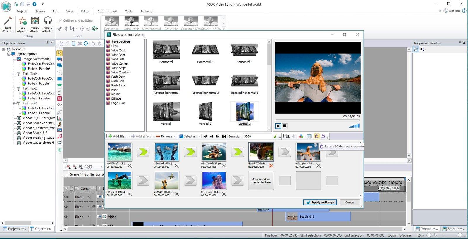 бесплатно программа для видеомонтажа видео