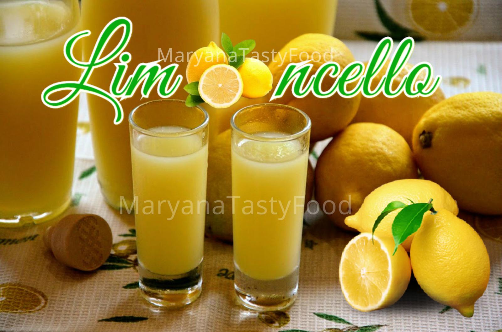 Как сделать лимончелло из водки фото 343