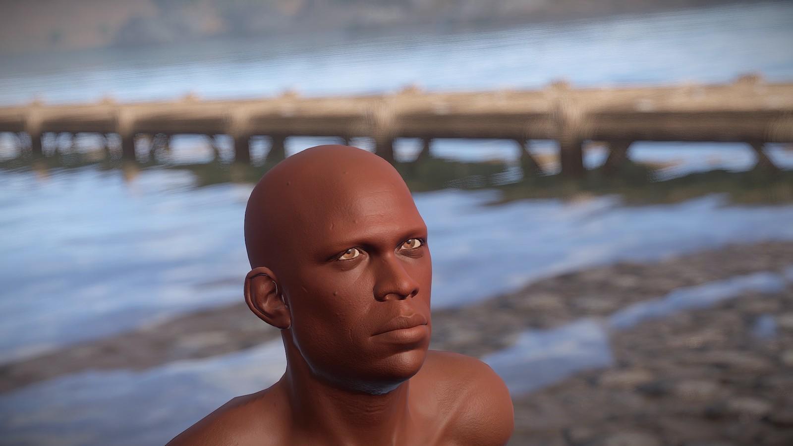Как поменять пол и внешность в игре Rust