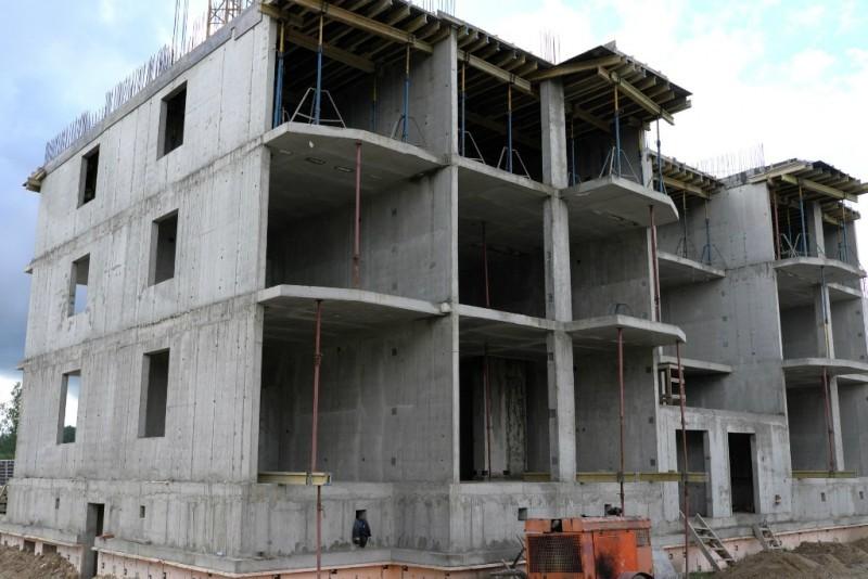 как достроить дом при банкротстве застройщика