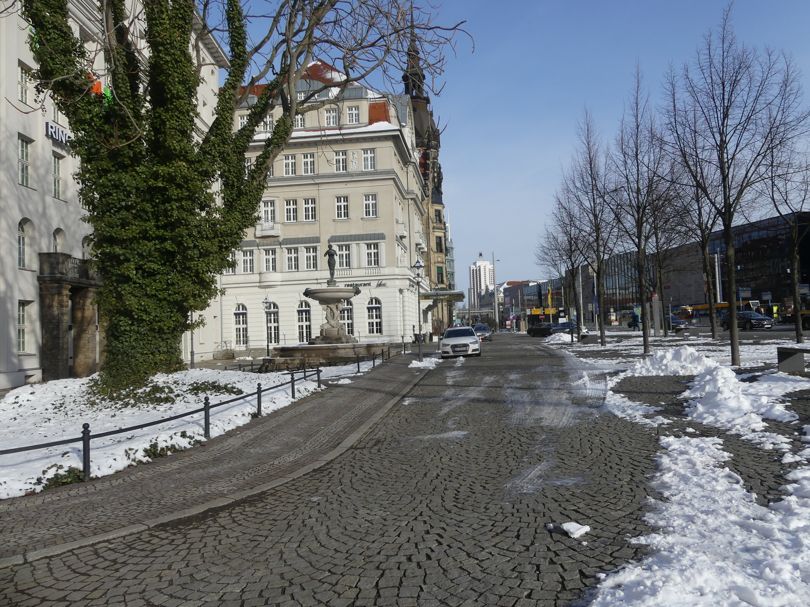 Заметки о Германии №45: Зима-холода | Пикабу