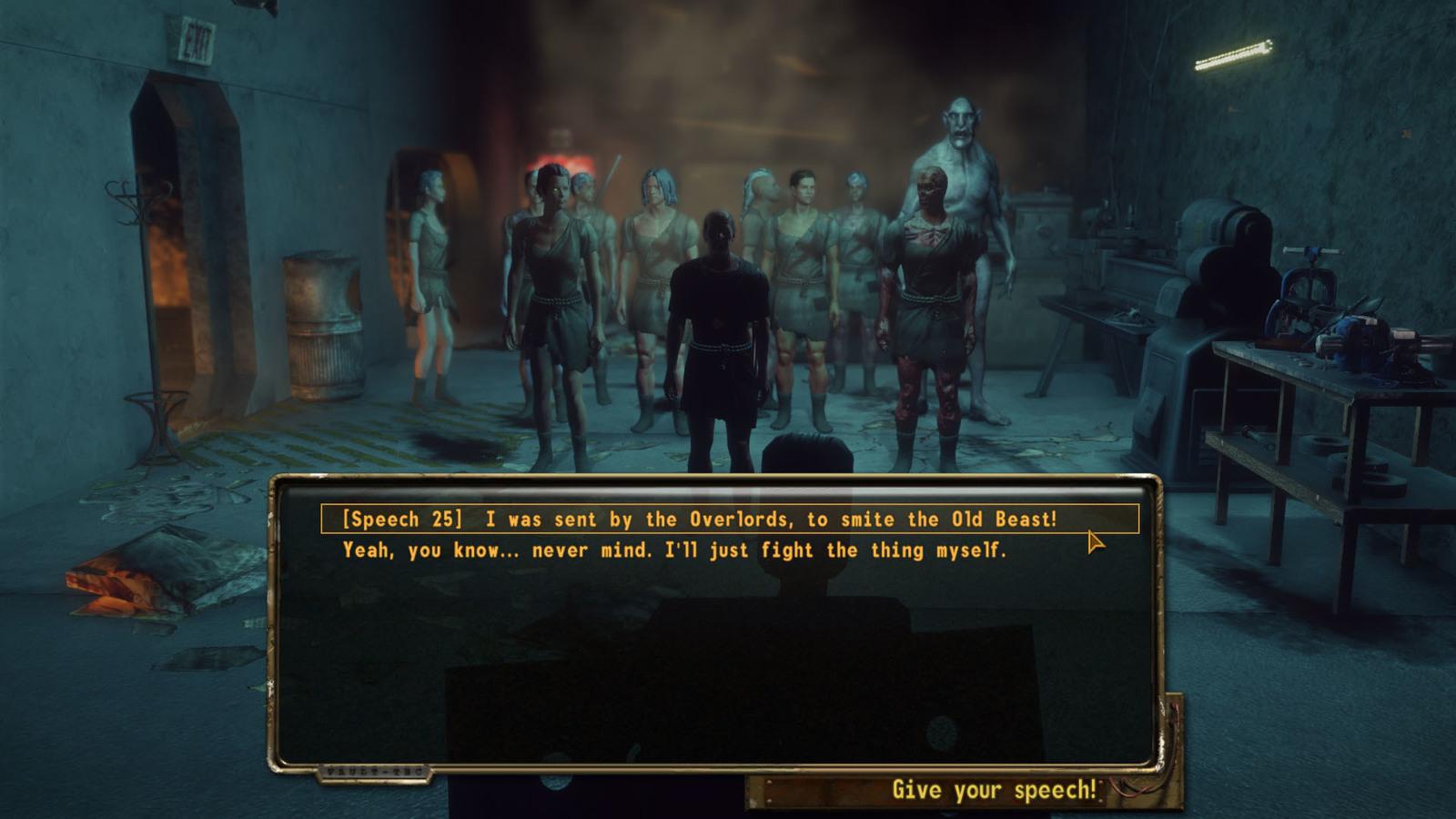 Fallout online хуйня полная версия