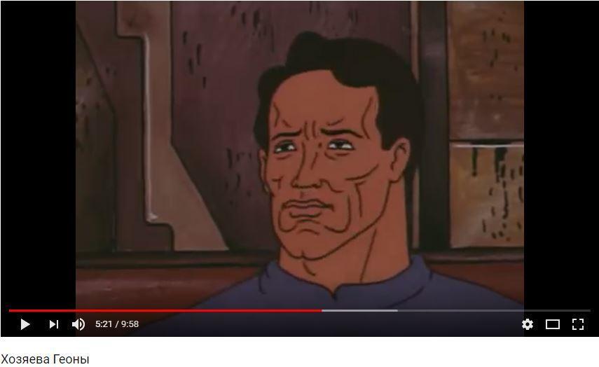 """Шварценеггер и Сталлоне снялись вместе в советском мультфильме задолго до """"Неудержимых"""""""