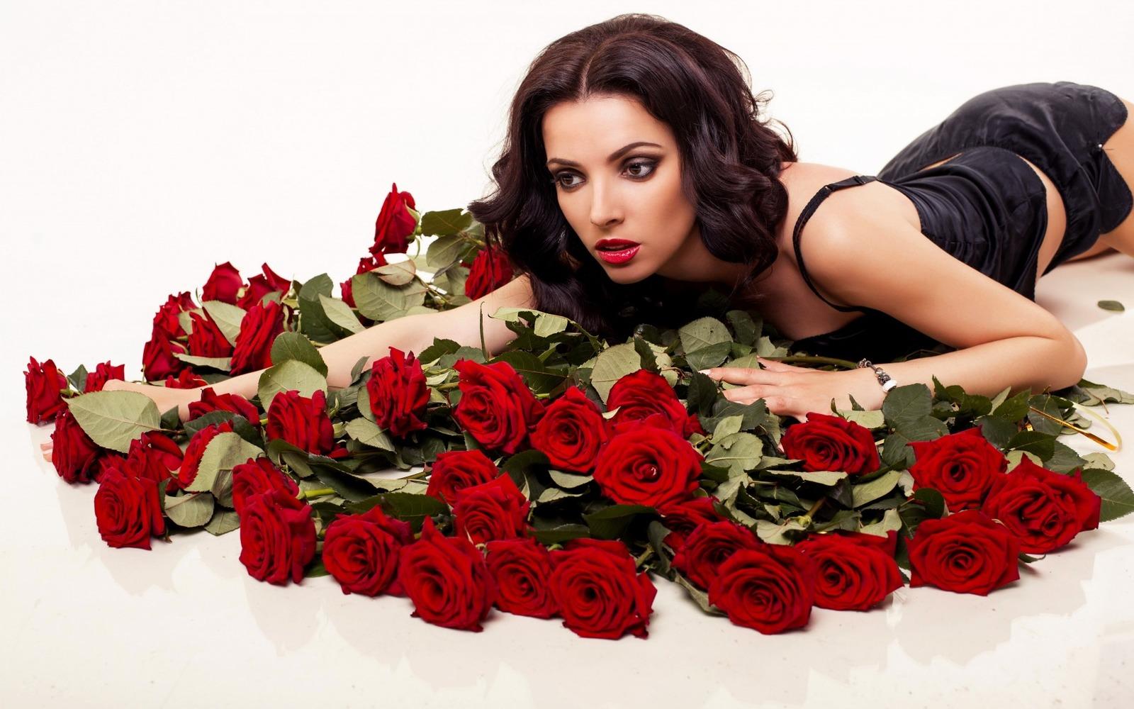 Эротика цветы любви, анал веры брежневой