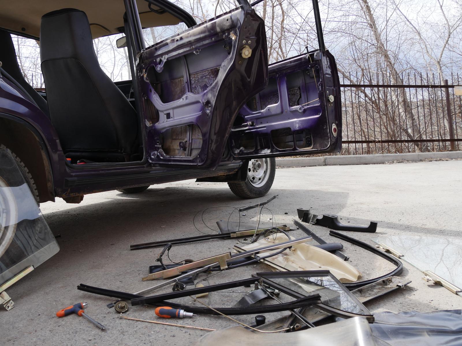 Ремонт автомобилей своими руками видео фото 342