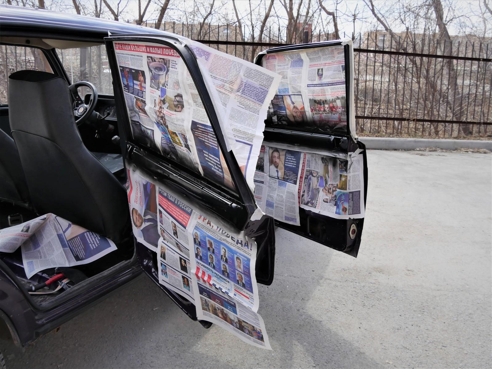 Ремонт автомобилей своими руками видео фото 128